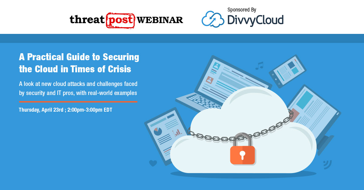 A Practical Guide to Securing the Cloud in Times of Crisis