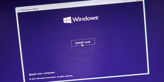 windows 7 upgrade phishing scam