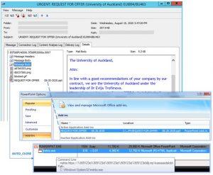 phishing scam lokibot