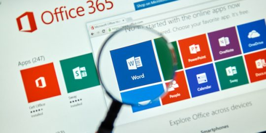 microsoft 365 spoofing
