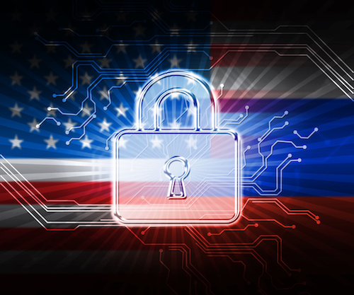 US presidential election cyberattack