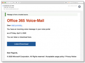 university account email hijack