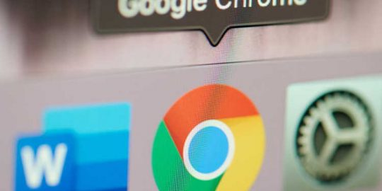 chrome browser security update