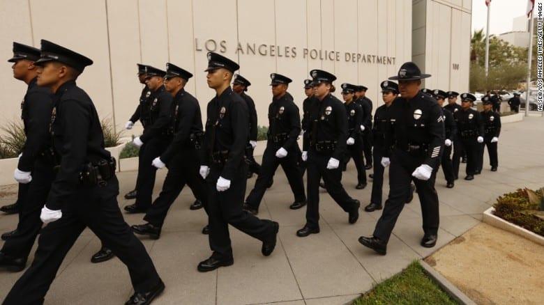 LAPD Bans Facial Recognition,