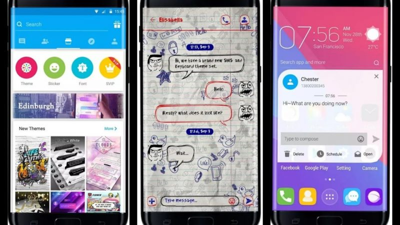 GO SMS Pro Android App Exposes Private Photos, Videos and Messages