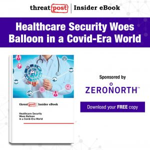 Healthcare Security in the COVID-19 Era