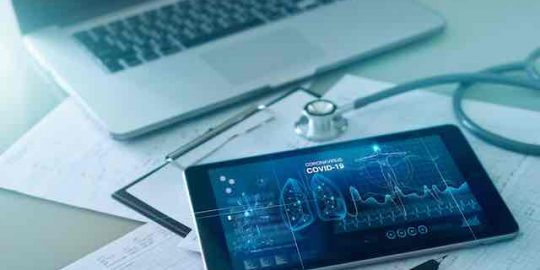 COVID-19 healthcare security