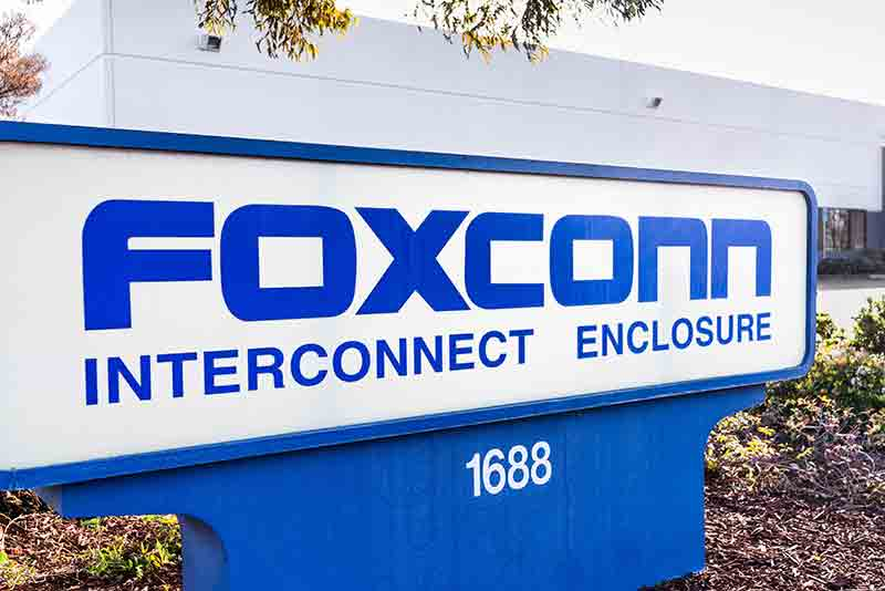 Apple Manufacturer Foxconn Confirms Cyber Attack