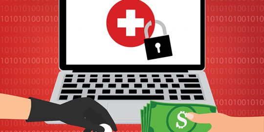 Misery of Ransomware Hits Hospitals the Hardest