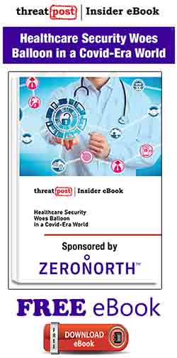 Free eBook on Healthcare and Cybersecurity
