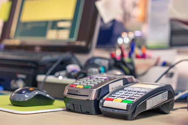 point of sale terminal flaws
