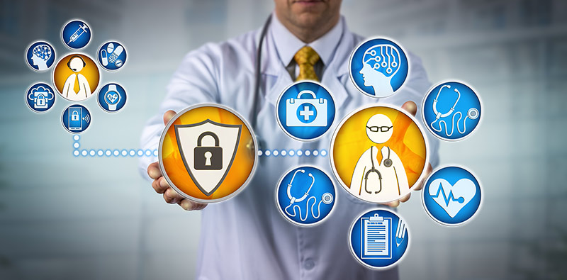 Then and Now: Securing Privileged Access Within Healthcare Orgs