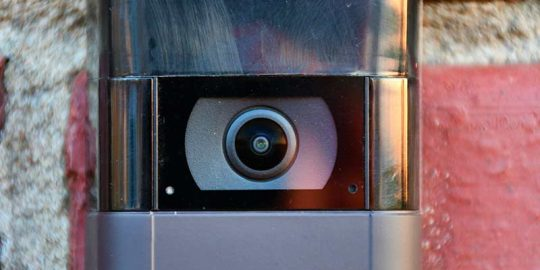 digital doorbell security issues