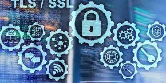 TLS security protocol NSA