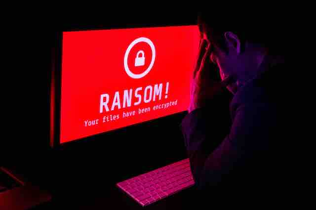 Babuk Locker Ransomware attack