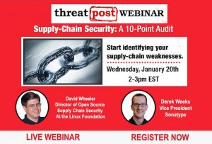 Supply-Chain Security: A 10-Point Audit