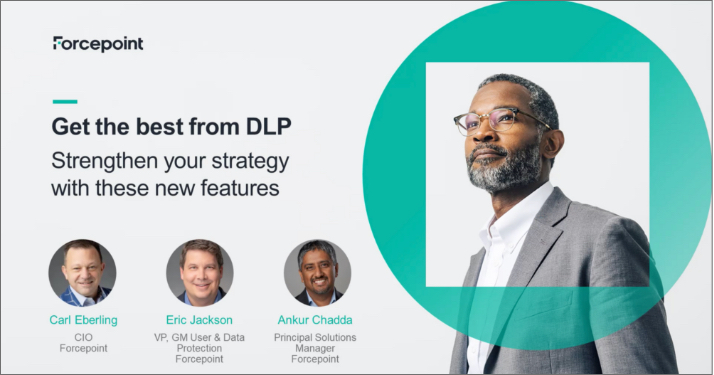 Webcast: Get the best from DLP