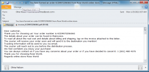 phishing email lure valentine's day