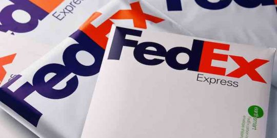 FedEx DHL Express Phishing attack