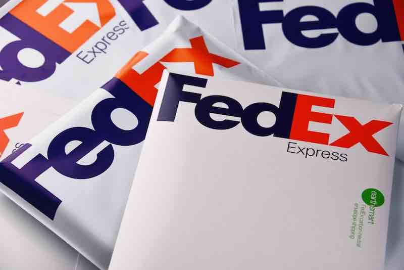 FedEx DHL Express Phishing attack