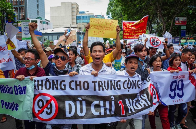 Cyberattacks Launch Against Vietnamese Human-Rights Activists