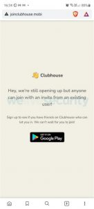clubhouse malicious android app