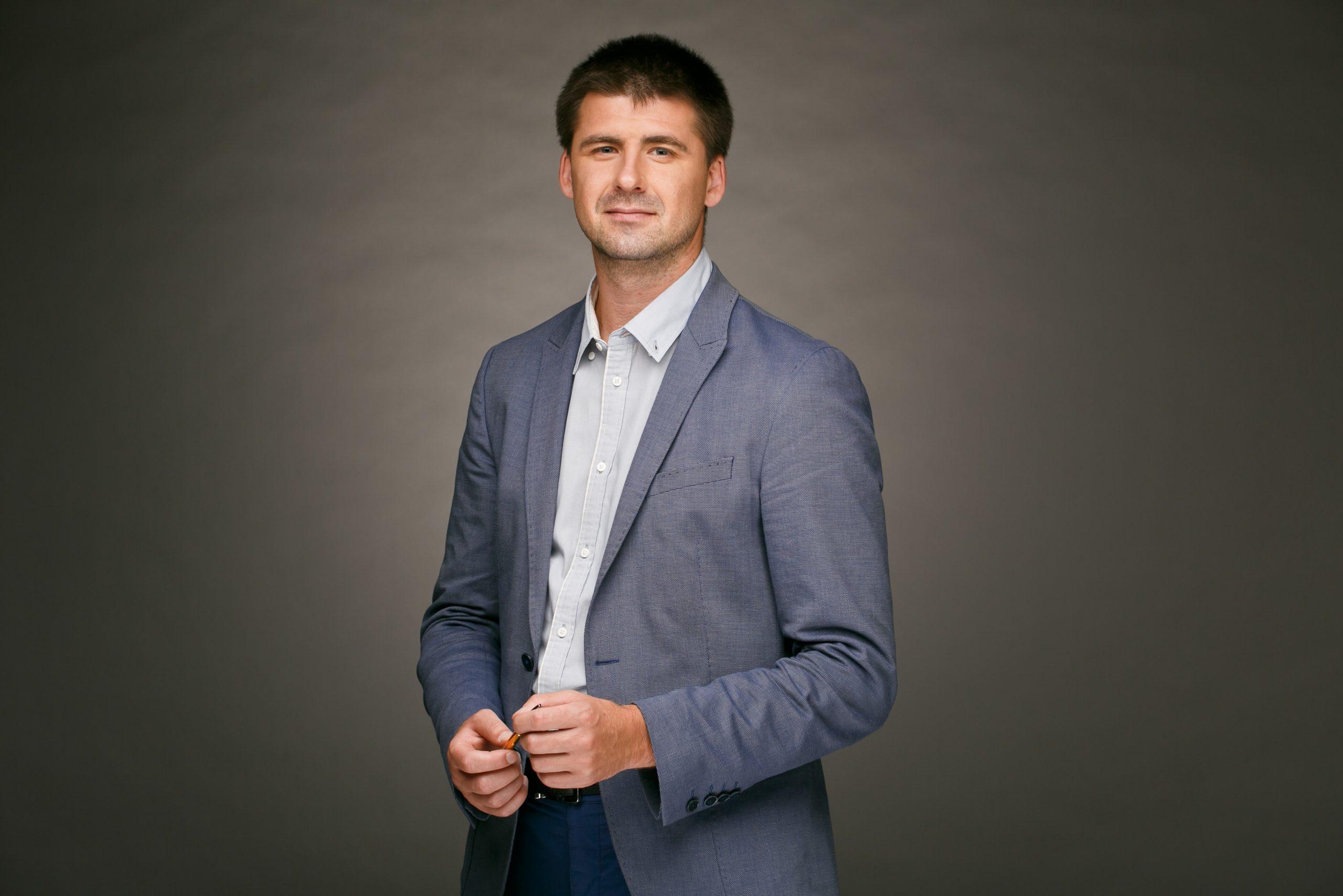 Sergey Ozhegov, CEO of SearchInform