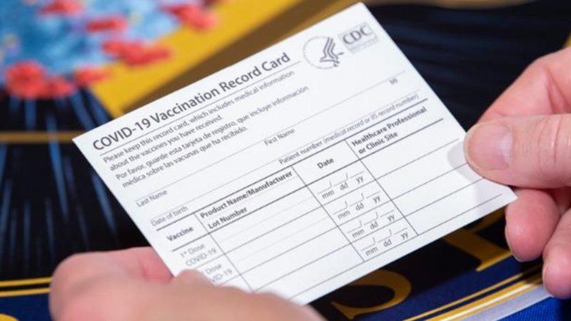 Telegram Fraudsters Ramp Up Forged COVID-19 Vaccine Card Sales