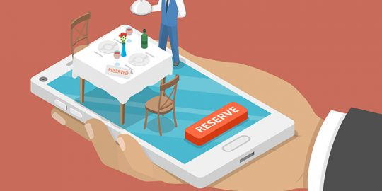 Restaurant Reservation System Patches Easy-to-Exploit XSS Bug