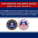 Iran Media Websites Seized by U.S. in Disinformation Campaign