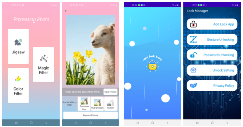 , Android Apps in Google Play Harvest Facebook Credentials, The Cyber Post