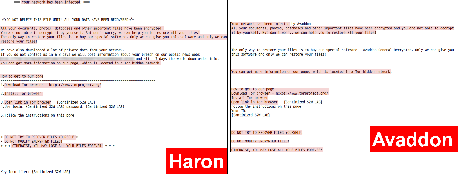 , BlackMatter & Haron: Evil Ransomware Newborns or Rebirths, The Cyber Post