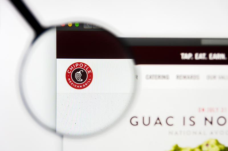 Chipotle Emails Serve Up Phishing Lures