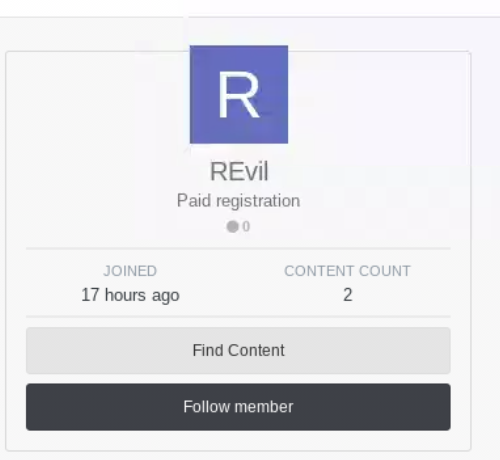 , REvil's Back; Coder Fat-Fingered Away Its Decryptor Key?, The Cyber Post