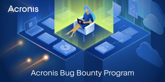 Acronis Bug Bounty Program